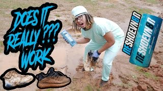 DOES THIS STUFF ACTUALLY WORK !?! BRINGING DEAD SNEAKERS TO LIFE !!! RESHOEVN8R LAUNDRY SYSTEM !