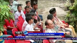 Hari Pertama Masa Kampanye CagubCawagub DKI Jakarta Mulai Blusukan  NET24