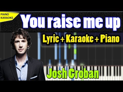 Karaoke Songs You Raise Me Up | STAMP TUBE
