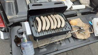 BBQ time: Weber Go Anywhere Gas - Taugt er was? - Erfahrungen und Zubehör