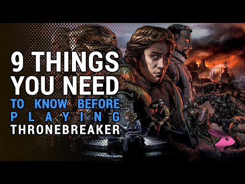 9 Things You Need To Know Before Playing Thronebreaker The Witcher Tales
