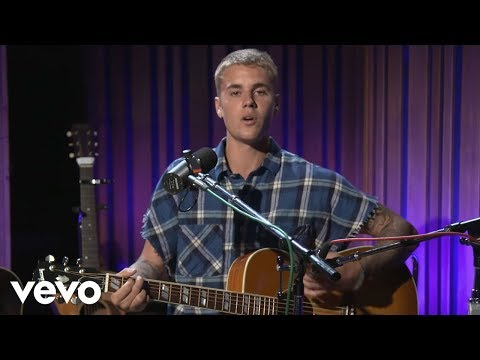 Justin Bieber Fast Car Tracy Chapman Cover In The Live Lounge