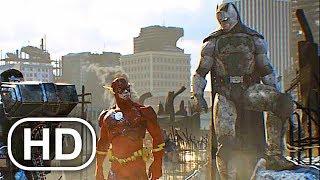 JUSTICE LEAGUE Vs Future Joker, Black Adam, Deathstroke Fight Scene Cinematic - DC Universe Online