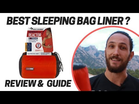Do You Need A Sleeping Bag Liner? - Review & Guide