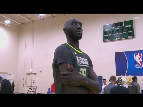 Tacko Fall Trying To Become 9th Player In NBA History Over 7-Foot-9
