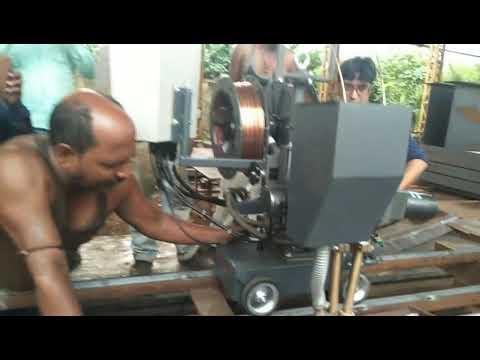 Wire Saw Welding Machine