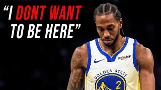The Clippers are giving Kawhi Leonard NO CHOICE (Is He GONE)