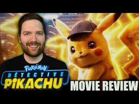 Pokémon Detective Pikachu - Movie Review