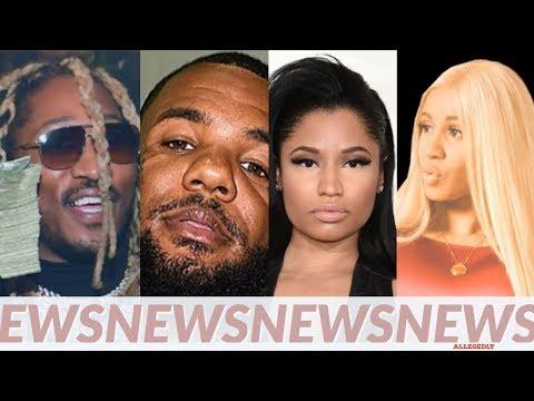 The Game record label Prolific Records WOW? future eliza reign court, Nicki Minaj Brother (FIXED)