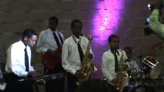 Young Ethio Jazz Band In San Jose On April 13, 2013