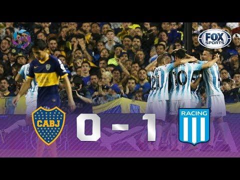 NA RAÇA! Veja os melhores momentos de Boca Juniors 0 x 1 Racing