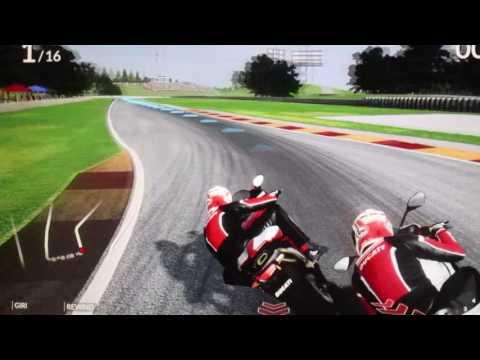 Ducati 999 Testastretta Xerox ,Circuito Road America