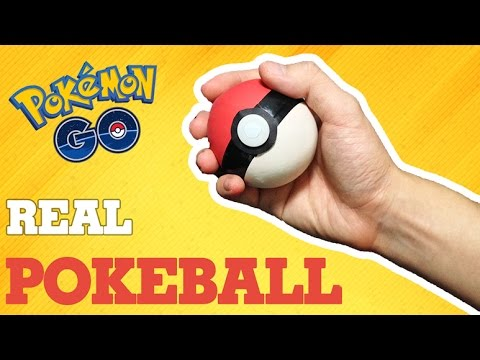 How to make a Pokeball (Pokémon GO game) - tutorial