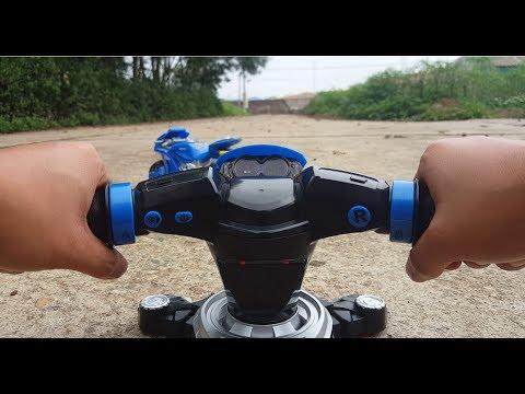 Chơi Thử XE MOTO ĐIỀU KHIỂN 4D