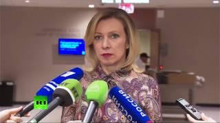 Мария Захарова: Мы наблюдаем эпидемию распространения фейковых новостей