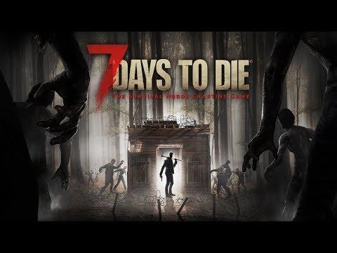 Выживаем в 7 Days to Die