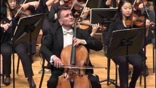 A. Dvořák Cello Concerto in b minor, Op.104 - Ⅱ. Adagio ma non troppo
