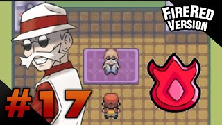 Let's Play Pokemon: FireRed - Part 17 - Cinnabar Gym Leader Blaine
