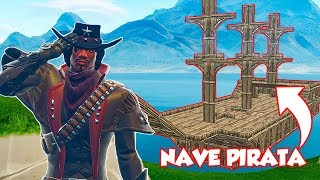 GUERRA TRA PIRATI su Fortnite Battle Royale w/ Stef & Phere