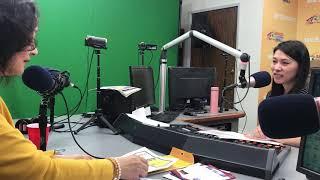 Dr. Xiaohua Yang Interviews with Singtao Radio