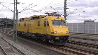preview picture of video 'ICE Bahnhof Montabaur 06 04 2014'