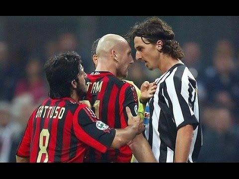 Zlatan Ibrahimović | Milan 3-1 Juventus | 2005-06 Serie A Round 10