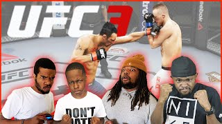 UFC is OFFICIALLY Back! New Stand & Bang Tournament!