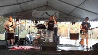 A Ještě 1 Kapela ,,AJ1K,, - Bourák - Minifestivalek Dokořan 2015