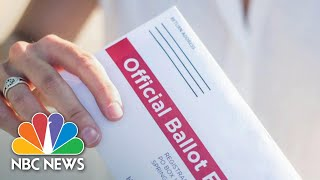 How Ohio Will Certify Its Election Winner With Surge In Mail-In Voting | NBC News
