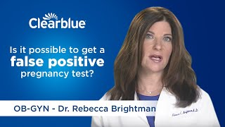 Wondering about false positive pregnancy test results?