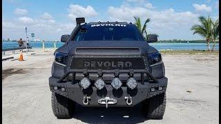 DEVOLRO Custom Truck Made In Miami Make Your Dream Come True Unleash Your Beast