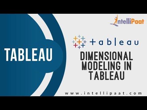 Dimensional Modeling in Tableau   Tableau Certification Training ...