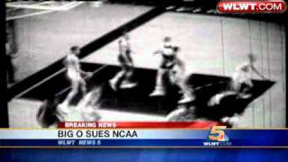 Oscar Robertson - Class Action Lawsuit Against the NCAA