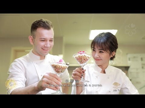 Opening Video / Intro of Jolin Tsai & Chef Guillaume Coulbrant for MICHELIN Guide Taipei 2018 Gala Dinner