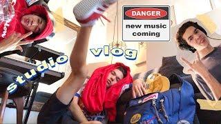 Studio Vlog (my Last Video For A Bit)