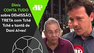 Flavio Prado revela o que descobriu sobre o São Paulo após seis horas de conversa com Diniz