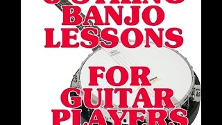 6 String Banjo Lessons For Guitar Players Intro Scott Grove