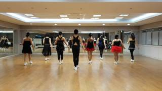 Kiss Me Quick Line Dance (Absolute Beginner)