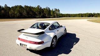 1992 Porsche 911 Turbo   AROUND THE BLOCK