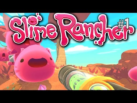 Twitch Livestream | Slime Rancher Part 1 [Xbox One]