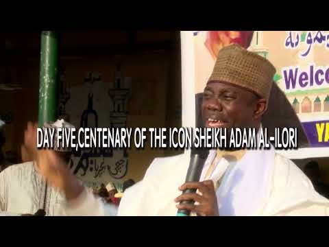Centenary of the graeat ICON sheikh Adam Abdullah al-ilory