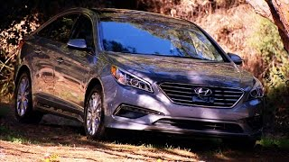 CNET On Cars - On the road: 2015 Hyundai Sonata Limited