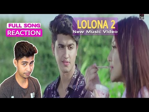 LOLONA। Shiekh Sadi। Sahriar Rafat। Reaction। Official Music Vide। Bangla new song