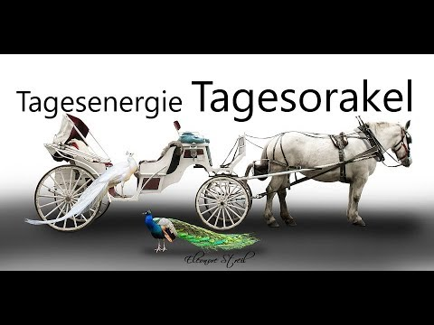 Tagesorakel - Sonntag 31.03.2019 (видео)