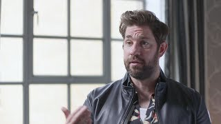 John Krasinski on 'Jack Ryan'