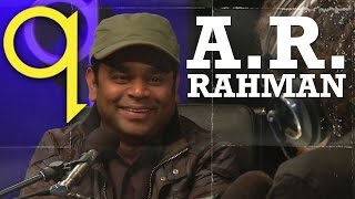 A.R. Rahman was mocked for only doing 5 film scores in a year