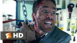The Hitman's Bodyguard (2017) - Unkillable Scene (11/12) | Movieclips