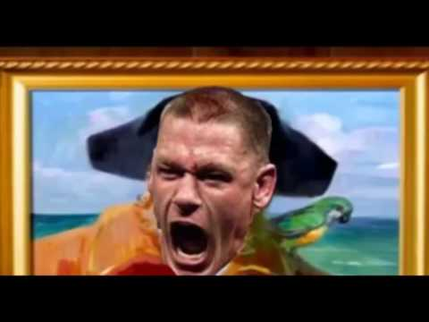 Приколы My Name is John Cena Свинка Пеппа Спанч Боб