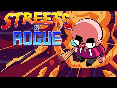 Streets of Rogue: Gungeon Meets Deus Ex? (1/?)