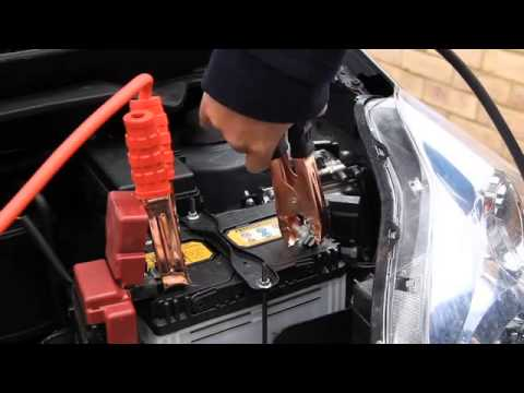 Jump Starting your Suzuki